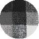 Carrelé noir/gris/écru