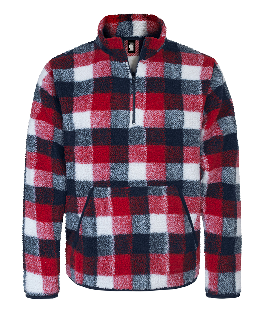 243 - Quarter-zip Cabin sweater - unisex