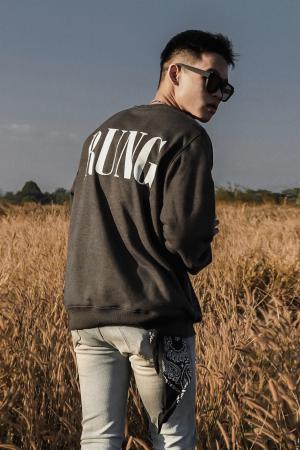 100412U - Crewneck sweater - unisex