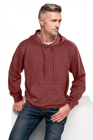 100411U - Hooded sweater - unisex