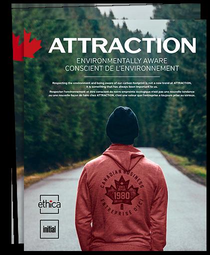 ATTRACTION : CONSCIENT DE L'ENVIRONNEMENT
